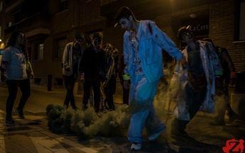 Una jauría de zombies sembrará el pánico en Tarazona de la Mancha, el 9 de febrero