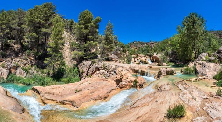 Castilla-La Mancha tiene 35 zonas de baño autorizadas para disfrutar de la naturaleza