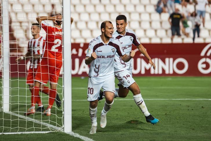 El Albacete Balompié vuelve al Carlos Belmonte para medirse al Tenerife