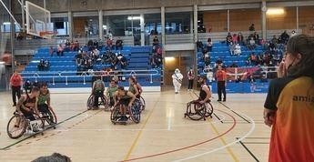 Triunfo del BSR Amiab Albacete ante el Zuzenak en el estreno de la Liga de División de Honor